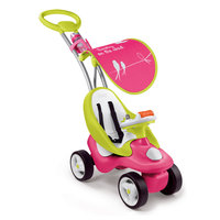 Smoby Bubble Go Ride On Roze