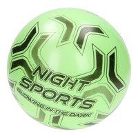 Voetbal Glow in the Dark - Groen