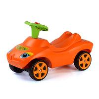Polesie Loopauto met Geluid - Oranje