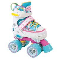Hudora Verstelbare Rolschaatsen Skate Wonders, mt 28-31
