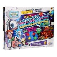 Weird Science 4in1 Het Ultieme Scheikundelab