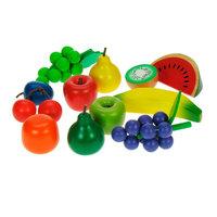 Fruitset Hout