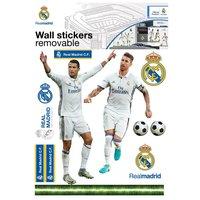 Muurstickers Real Madrid TOP 5 Spelers