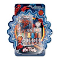 Spiderman Kleurset, 10dlg