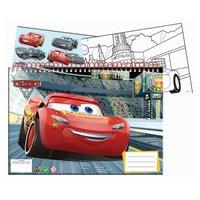 Cars 3 Schetsboek A4 met Stickers
