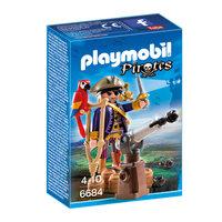 Playmobil 6684 Piratenkapitein