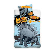 Dekbedovertrek Animal Planet Stegosaurus