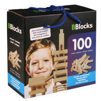 BBlocks bouwplankjes, 100 dlg.