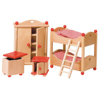 Poppenhuis Meubeltjes Kinderkamer