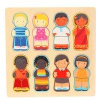 Puzzel Kinderen van deze Wereld