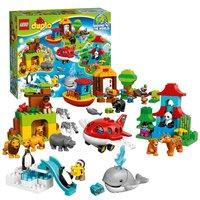 LEGO DUPLO Wildlife 10805 Rond de Wereld