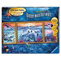 Schilderen op Nummer - Onderwaterwereld