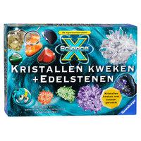ScienceX Kristallen Kweken En Edelstenen