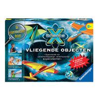 ScienceX Vliegende Objecten