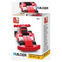 Sluban Builder 4 - Raceauto
