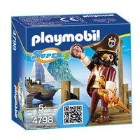 Playmobil 4798 Super 4 Haaibaard