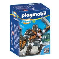 Playmobil 6694 Super 4 Black Colossus