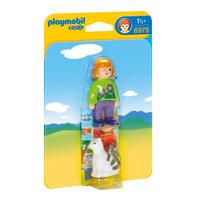 Playmobil 6975 Verzorgster met Kat