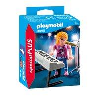 Playmobil 9095 Zangeres met Keyboard