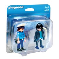 Playmobil 9218 Duopack Politieagent en Dief