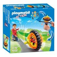 Playmobil 9203 Monobike Oranje