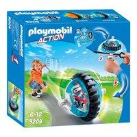 Playmobil 9204 Monobike Blauw