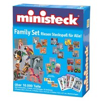 Ministeck Familieset, 10.000st.