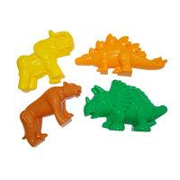 Zandvormenset Dino's en Wilde Dieren