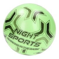 Voetbal Glow in the Dark - Groen