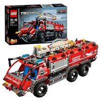LEGO Technic 42068 Vliegveld Reddingsvoertuig