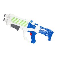 Waterpistool Space met Pomp - Wit, 49cm