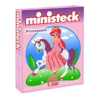 Ministeck Prinses met Paard, 1300st.