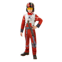 Verkleedset Star Wars X-Wing Fighter Pilot - M