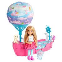 Barbie Dreamtopia - Chelsea's Magische Droomboot