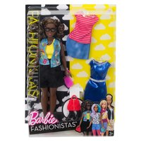 Barbie Fashionistas Emoji Fun Pop & Fashions