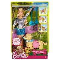 Barbie Wandelen & Trainen Puppy