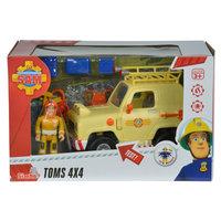 Brandweerman Sam Tom's 4x4 Offroad Voertuig