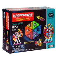 Magformers Carnival Set, 46dlg.
