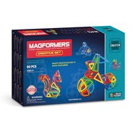 Magformers Creatieve Set, 90dlg.