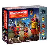 Magformers Lopende Robot, 45dlg.