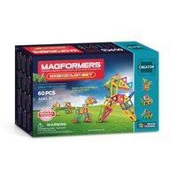 Magformers Neon Set, 60dlg.