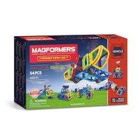 Magformers Transform Set, 54dlg.