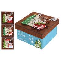 Cadeaudoos Vilt - Kerst