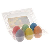 Stoepkrijt Eieren, 6st.