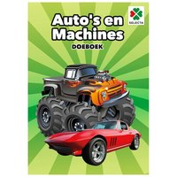 Autoâs en Machines Doeboek