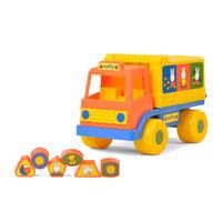 Polesie Nijntje Speel en Leer Vrachtwagen
