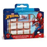 Stempelbox Spiderman, 12dlg.