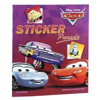 Cars Kleur- & Stickerboek
