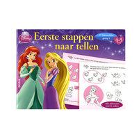 Disney Prinses Eerste Stappen naar Tellen