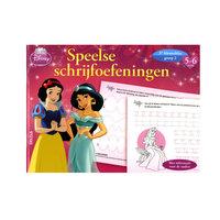 Disney Prinses Speelse Schrijfoefeningen